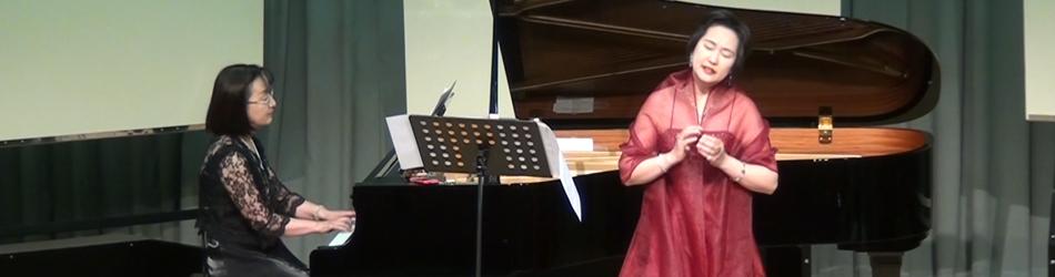 仙田久子と塩谷恵子が贈る「歌とおしゃべり」