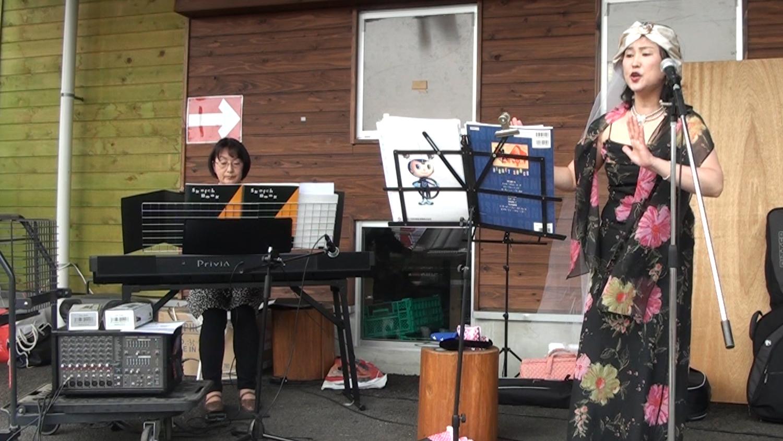 伊木山ガーデン ソプラノ(仙田久子)/ピアノ(塩谷恵子)